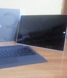 La tablet que estaba buscando: Surface Pro 3 ¡Mi solución!