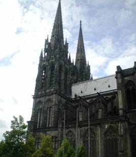 Disney y los Castillos del Loira – Tours y Clermont