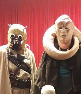 44. Estreno The Last Jedi Kinepolis Ciudad de la Imagen (Madrid)